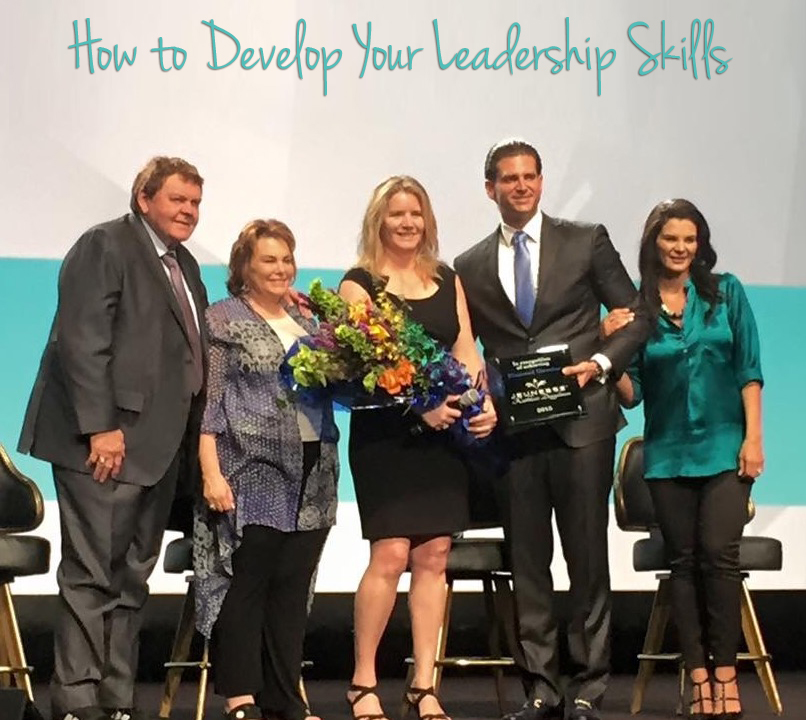Learn how I developed my leadership skills!