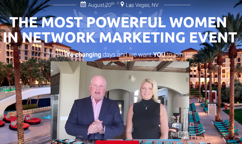The Most Powerful Women in Network Marketing Event