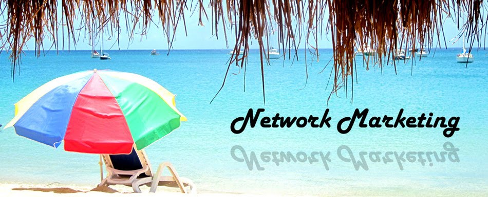 Build residual income with network marketing!